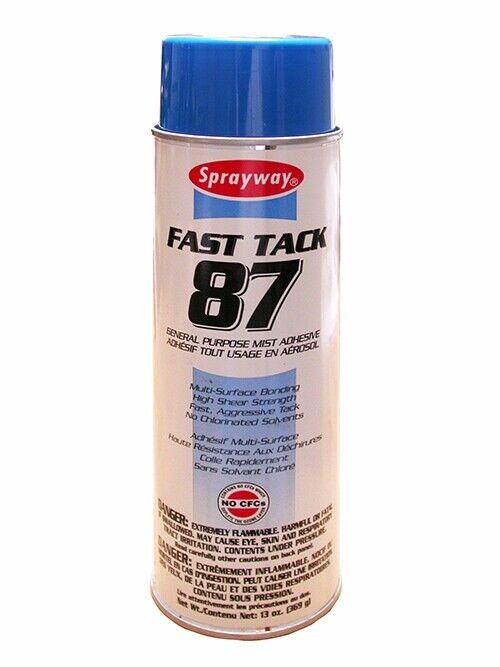 Sprayway Fast Tack #87 Temporary Spray Adhesive