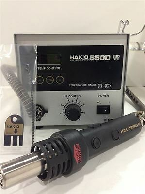 Hakko 850d-01 Digital Smd Hot Air Soldering Rework Station