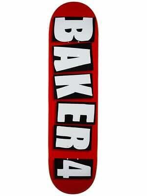 Baker Skateboard Sticker 5in blue si