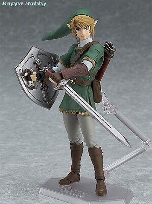 GSC The Legend of Zelda figma Link Twilight Princess Ver. DX Edition [PRE-ORDER]