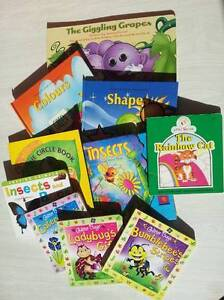 10 book package (1 to 4 yo) Seaford Rise Morphett Vale Area Preview