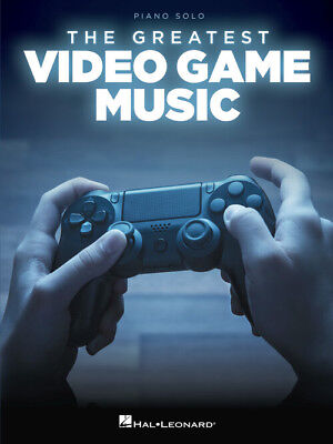 The Greatest Video Game Music - Piano Solo Songbook 201767 - Greatest Solo Songbook