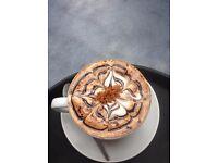 Barista/Full Time Team Leader - Charlies Coffee Shop, Mugdock Country Park- immediate start