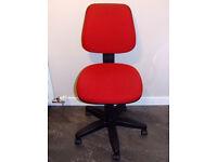 Office Gas Lift Computer Desk/Workstation Operator Swivel Chair