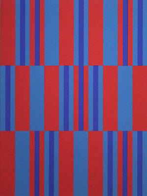 Marie Thérèse Vacossin  - Farblithographie - HANDSIGNIERT, NUMMERIERT - 1989