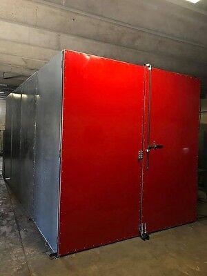 Gas Powder Coat Oven 8 X 8 X 12