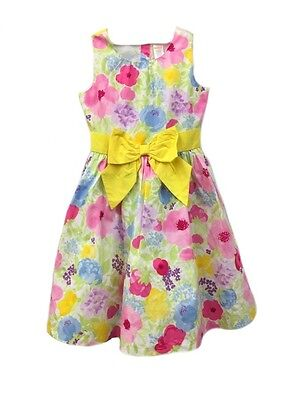 Brand NEW - Gymboree Girls Spring Dressy Easter Floral Dress - Choose Size