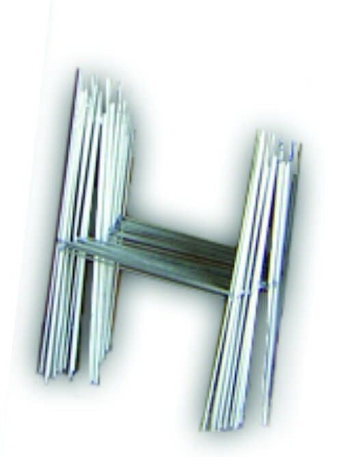 """25 H 10""""x15"""" Wire Step Stakes Holder Yard Sign Wire Stands - For Corrugated sign"""