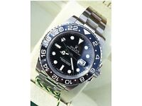 Rolex gmt £300 or £350 with box and papers
