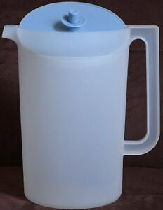 PICHET TUPPERWARE LARGE PITCHER 1 GAL/3.8L