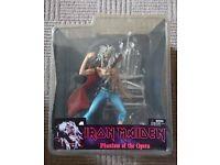 Iron maiden, phantom of the opera, Neca, series 2