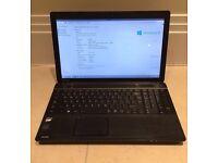 Toshiba laptop running windows 8.1
