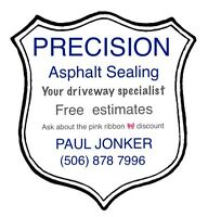 Precision -- your driveway specialist
