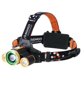 BRAND NEW 180-Degree Rotation LED Headlight