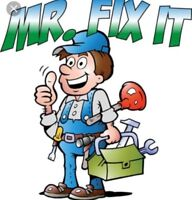 Offering services in house hold repairs