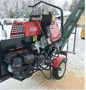 SALE  ON RED RUNNER WOOD PROCESSORS $6995.00