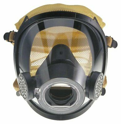 Scott Safety Av3000 Sureseal Half Mask 5-point Respirator Facepiece Sz Large