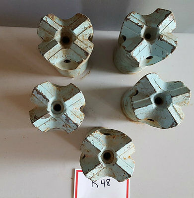 2-12 New Carbide Rock Cross Drill Bits R48