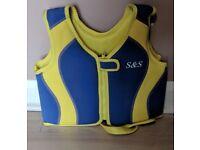 Kids childrens life jacket float floatation vest