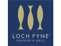 Waiting Staff (Full/Part Time)