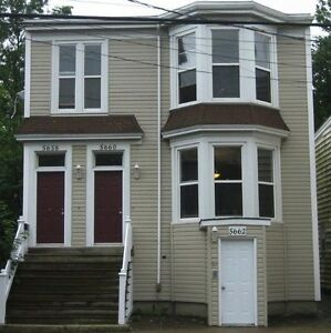 TWO  2-BR Apts available in Character Bldg in Central Hfx - SEPT
