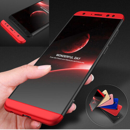 For Huawei 10 lite/Nova 2i Replacement Cover Luxury 360°Full Back Case Protector