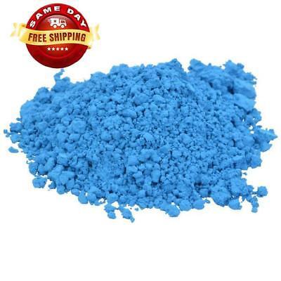 BLUE NEON COLORANT PIGMENT POWDER for CRAFTS SOAP MAKING 4 OZ