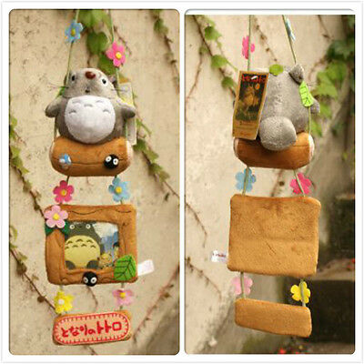 My Neighbor Totoro Plush Photo Picture Frame cute for Baby gift/home decoration