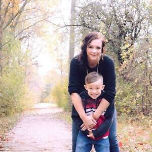 Single Mom Looking for Large 1 Bedroom All Inclusive