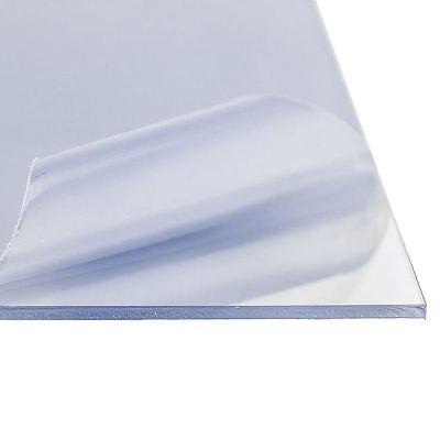 Acrylic Plexiglass Sheet .100 X 24 X 48 - Clear