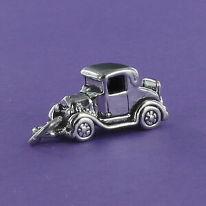 Model-T-Ford-Car-Charm-Sterling-Silver-for-Bracelet-Antique-Auto-Tin-Lizzie