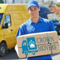 """Crown Movers """"Where the Customer is always King"""" 778-215-0794"""