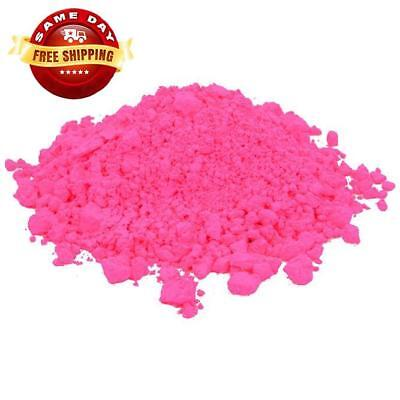 PINK NEON COLORANT PIGMENT POWDER for CRAFTS SOAP MAKING 4 OZ