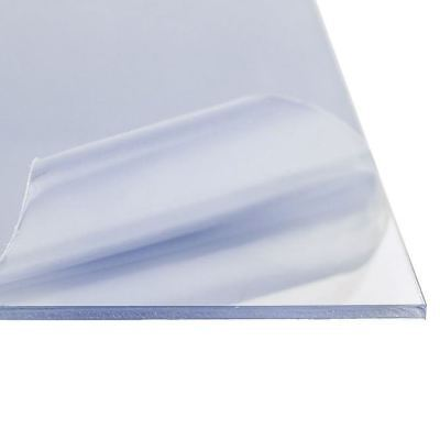 Clear 0000 Acrylic Sheet 0.100 110 Inch 24 Inches X 30 Inches