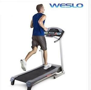 NEW WESLO CADENCE G 5.9 TREADMILL EXERCISE EQUIPMENT FITNESS MACHINE WORKOUT CARDIO TREADMILLS 97244000