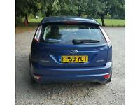 Ford focus 1.6 5 door zetec
