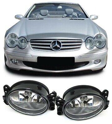 Klarglas Nebelscheinwerfer H11 für Mercedes W204 W164 W463 W209 W219 W169 W211 gebraucht kaufen  Witten