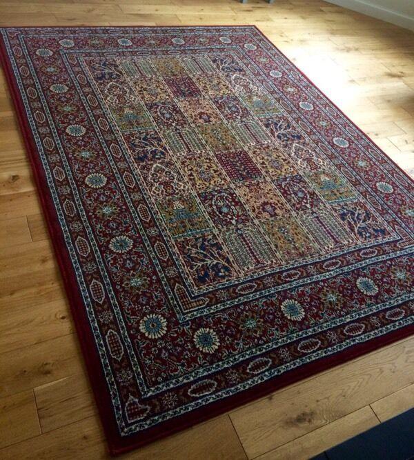 Ikea Persian Style Rug 170 Cm X 230