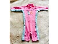 12-18 months girls debenhams swimming costume bathers