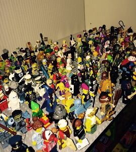 LEGO MINIFIGURES & SETS WANTED! CASH PAID ASAP!