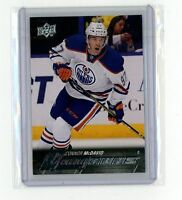 Connor McDavid Young Guns RC 2015-16 UD Series 1 Hockey Oilers