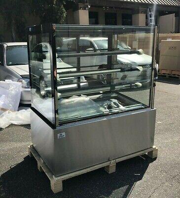 Deli Showcase Bakery Refrigerator Case Display Cooler Commercial 48 Etl Nsf