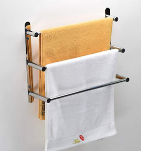 Bath Towel Rack Towel Ladder Ba 3 Tiers Stainless Steel