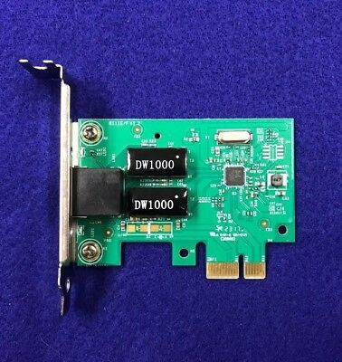 PCI-E X1 Low Profile Gigabit Ethernet Network Adapter Card LAN GbE NIC Realtek ()