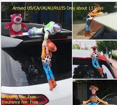 Funny Lovely Toy Story Sherif Woody Car Doll Outside, Car Decor Hanging Cowboy - Woody Decorations
