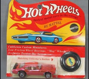 Want to buy: old vintage hot wheels $$$$$$