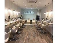 Blow Dry Bar/Stylist-London based blow dry bar specialising in blow dries, updos & braiding.