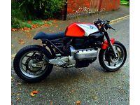 Bmw Cafe Racer / Brat / Custom - K100