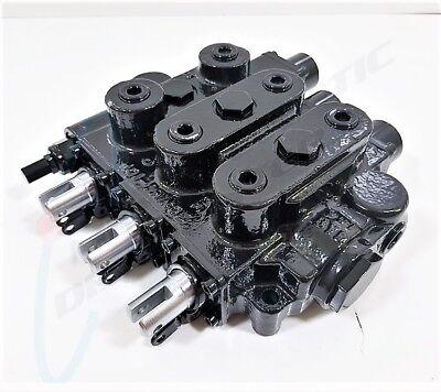 Hci Prince Rd-5300 Series Mono-block Hydraulic Valve 25gpm 3000psi