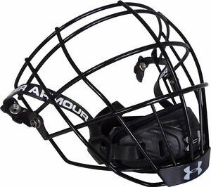 Under Armour V96 Men's Box Lacrosse Face Mask
